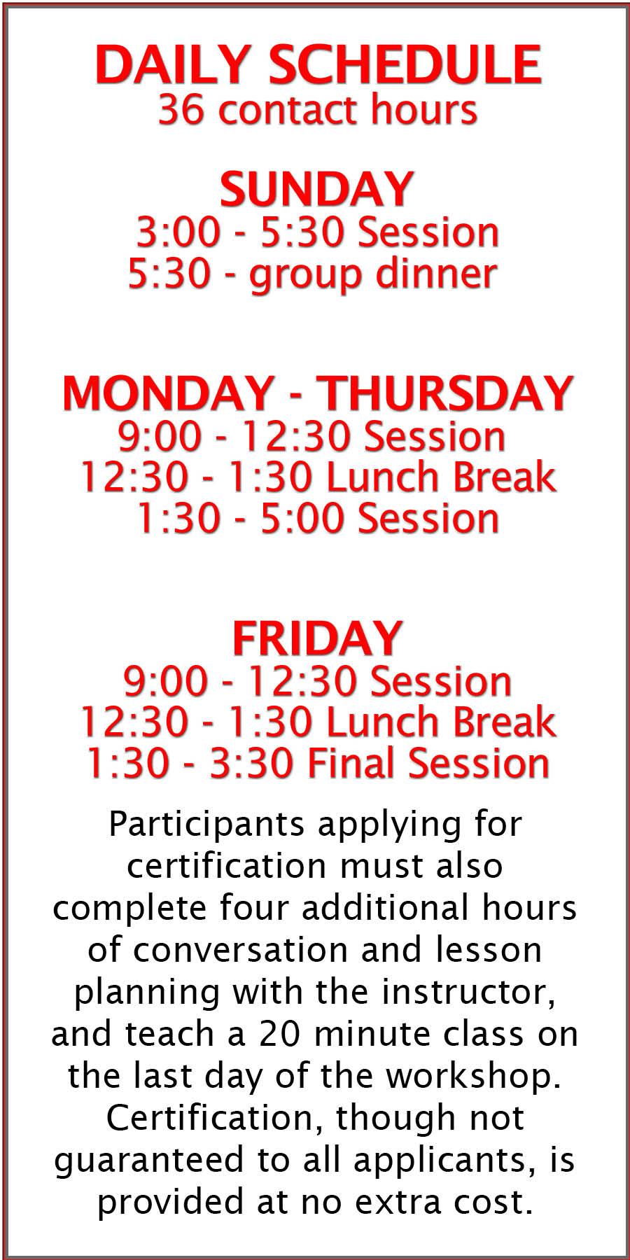 fase-schedule