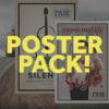 3-Poster Pack