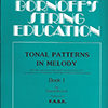 Tonal Patterns in Melody, Book 1